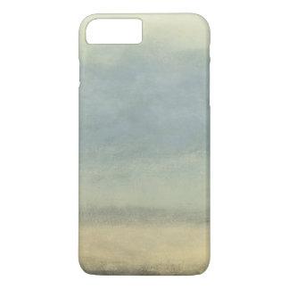 Coque iPhone 8 Plus/7 Plus Paysage abstrait avec le ciel obscurci
