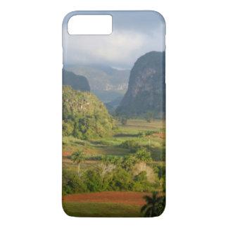 Coque iPhone 8 Plus/7 Plus Paysage panoramique de vallée, Cuba