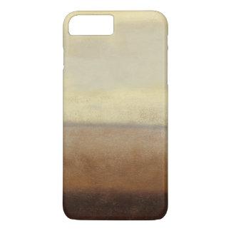 Coque iPhone 8 Plus/7 Plus Paysage solitaire de désert par le Normand Wyatt