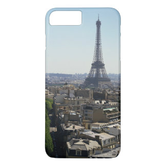 Coque iPhone 8 Plus/7 Plus Paysage urbain de Paris, France