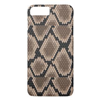 Coque iPhone 8 Plus/7 Plus Peau de serpent