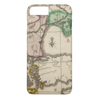 Coque iPhone 8 Plus/7 Plus Péninsule balkanique 3