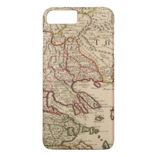 Coque iPhone 8 Plus/7 Plus Péninsule balkanique, Grèce, Macédoine 3