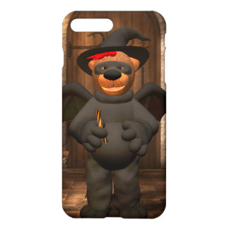 Coque iPhone 8 Plus/7 Plus Petits ours : Petite batte