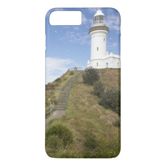 Coque iPhone 8 Plus/7 Plus Phare de Byron de cap, cap Byron (Australie 2