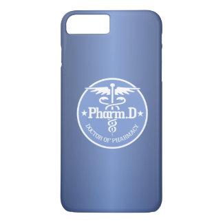 Coque iPhone 8 Plus/7 Plus PharmD 2 de caducée