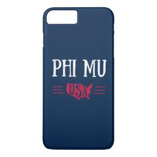 Coque iPhone 8 Plus/7 Plus Phi MU - Les Etats-Unis