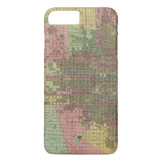 Coque iPhone 8 Plus/7 Plus Philadelphie 4