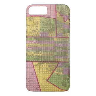 Coque iPhone 8 Plus/7 Plus Philadelphie 7