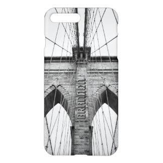 Coque iPhone 8 Plus/7 Plus Photo de plan rapproché de photo de pont de