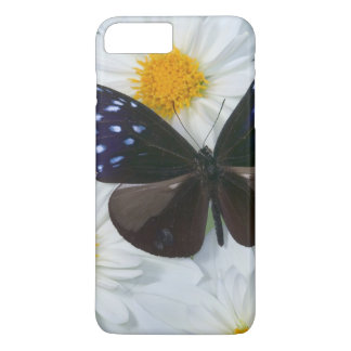 Coque iPhone 8 Plus/7 Plus Photographie de Sammamish Washington du papillon