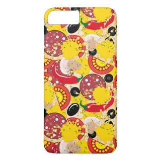 Coque iPhone 8 Plus/7 Plus Pizza