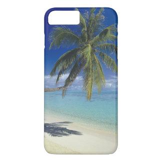Coque iPhone 8 Plus/7 Plus Plage de Matira sur l'île de Bora Bora, société