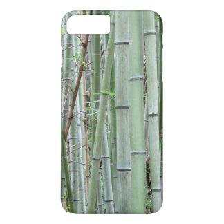Coque iPhone 8 Plus/7 Plus Plan rapproché du verger en bambou