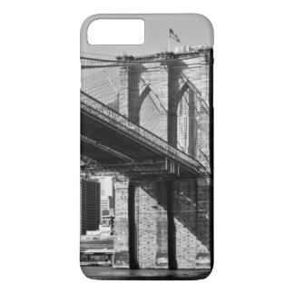 Coque iPhone 8 Plus/7 Plus Pont de Brooklyn New York City