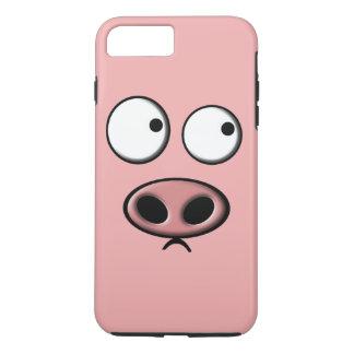 Coque iPhone 8 Plus/7 Plus Porc