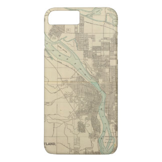 Coque iPhone 8 Plus/7 Plus Portland, ou