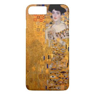 Coque iPhone 8 Plus/7 Plus Portrait de Gustav Klimt Adele