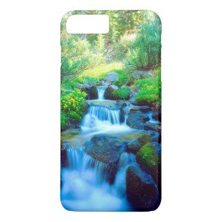 Coque iPhone 8 Plus/7 Plus Prés de ciel en sierra montagnes de Nevada