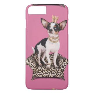 Coque iPhone 8 Plus/7 Plus Princesse de chiwawa