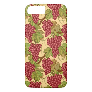 Coque iPhone 8 Plus/7 Plus Raisins