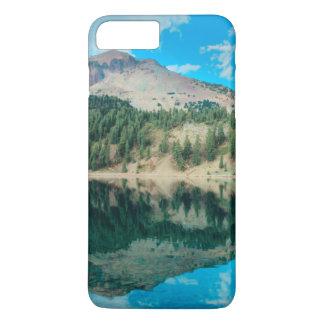 Coque iPhone 8 Plus/7 Plus Réflexions sur le lac Hélène