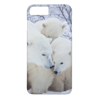 Coque iPhone 8 Plus/7 Plus Région de gestion de faune de Churchill