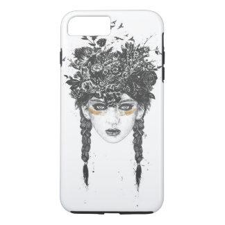 Coque iPhone 8 Plus/7 Plus Reine d'été
