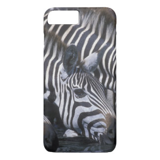 Coque iPhone 8 Plus/7 Plus Réservation de jeu de l'Afrique, Kenya, Mara de