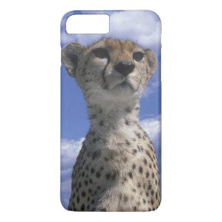 Coque iPhone 8 Plus/7 Plus Réservation de jeu du Kenya, Mara de masai, plan