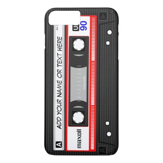 coque iphone 8 cassette