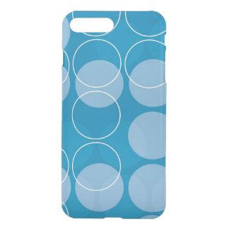 Coque iPhone 8 Plus/7 Plus Rétros cercles