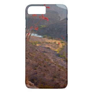Coque iPhone 8 Plus/7 Plus Rio Grande fonctionnant par le désert de