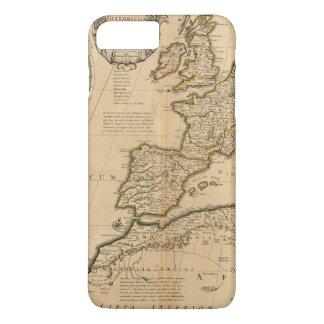 Coque iPhone 8 Plus/7 Plus Rome et hémisphère oriental