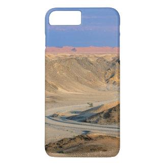Coque iPhone 8 Plus/7 Plus Route à Homeb par le désert, Namib-Naukluft