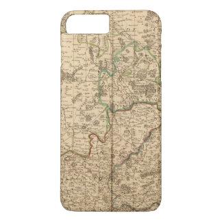 Coque iPhone 8 Plus/7 Plus Routes et champs de bataille romains