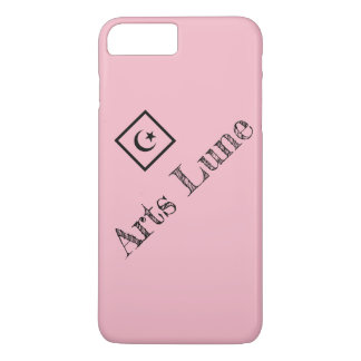 Coque iPhone 8 Plus/7 Plus Se marie Arts Lune