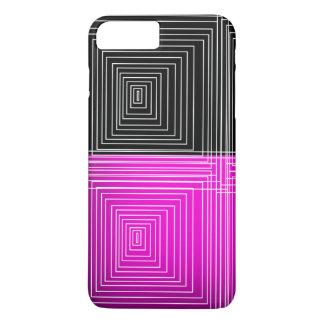 Coque iPhone 8 Plus/7 Plus Série géométrique
