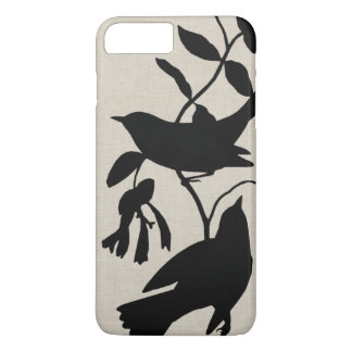 Coque iPhone 8 Plus/7 Plus Silhouette IV d'Audubon