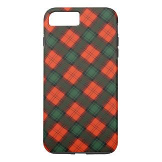 Coque iPhone 8 Plus/7 Plus Stewart de tartan écossais de kilt d'Atholl