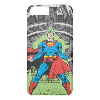 Coque iPhone 8 Plus/7 Plus Superman a exposé à Kryptonite