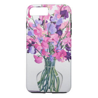 Coque iPhone 8 Plus/7 Plus Sweetpeas 2007