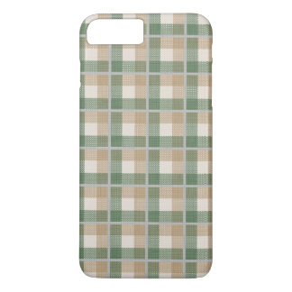 Coque iPhone 8 Plus/7 Plus Tartan