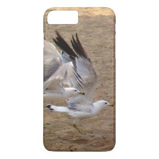 Coque iPhone 8 Plus/7 Plus téléphone de mouette