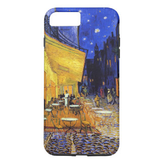 Coque iPhone 8 Plus/7 Plus Terrasse de café par Vincent van Gogh