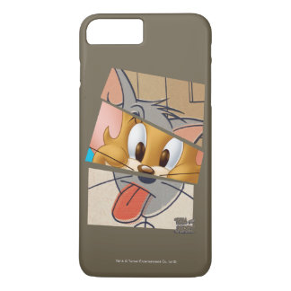Coque iPhone 8 Plus/7 Plus Tom et Jerry | Tom et Jerry Mashup