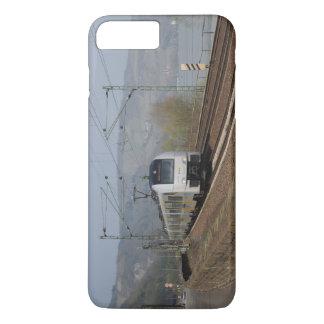 Coque iPhone 8 Plus/7 Plus Train des personnes dans les Niederheimbach
