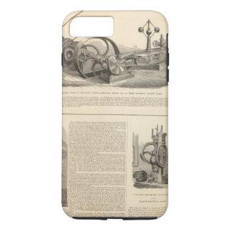 Coque iPhone 8 Plus/7 Plus Travaux de fer de Delamater