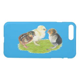 Coque iPhone 8 Plus/7 Plus Trio de poussin de bébé