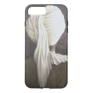 Coque iPhone 8 Plus/7 Plus Turban blanc 2005